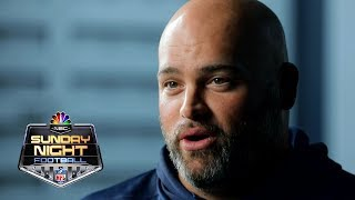 Rams OT Andrew Whitworth discusses playing in LA, helping the community | NFL | NBC Sports