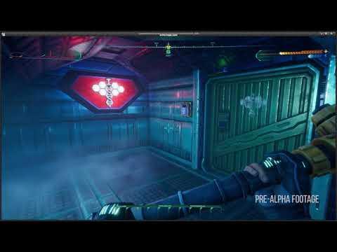 System Shock: Final Art KS Preview – Nightdive Studios