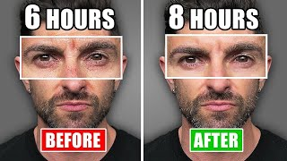 5 SURPRISING Benefits of Sleeping 8 Hours a Night! (For 30 Days)