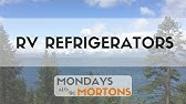 RV Residential Refrigerator – How Much Power Does It Use? - YouTube