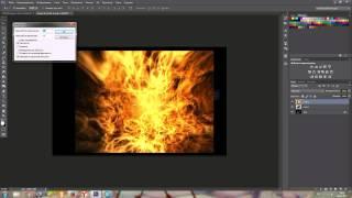 Накладываем текстуру на фото Видеоуроки Photoshop CS6  Урок №18