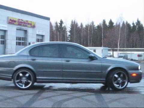 jaguar x type finnish tuning youtube. Black Bedroom Furniture Sets. Home Design Ideas