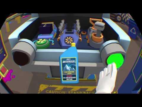 Justin Roiland (Rick & Morty) - Car Talk Radio - Job Simulator