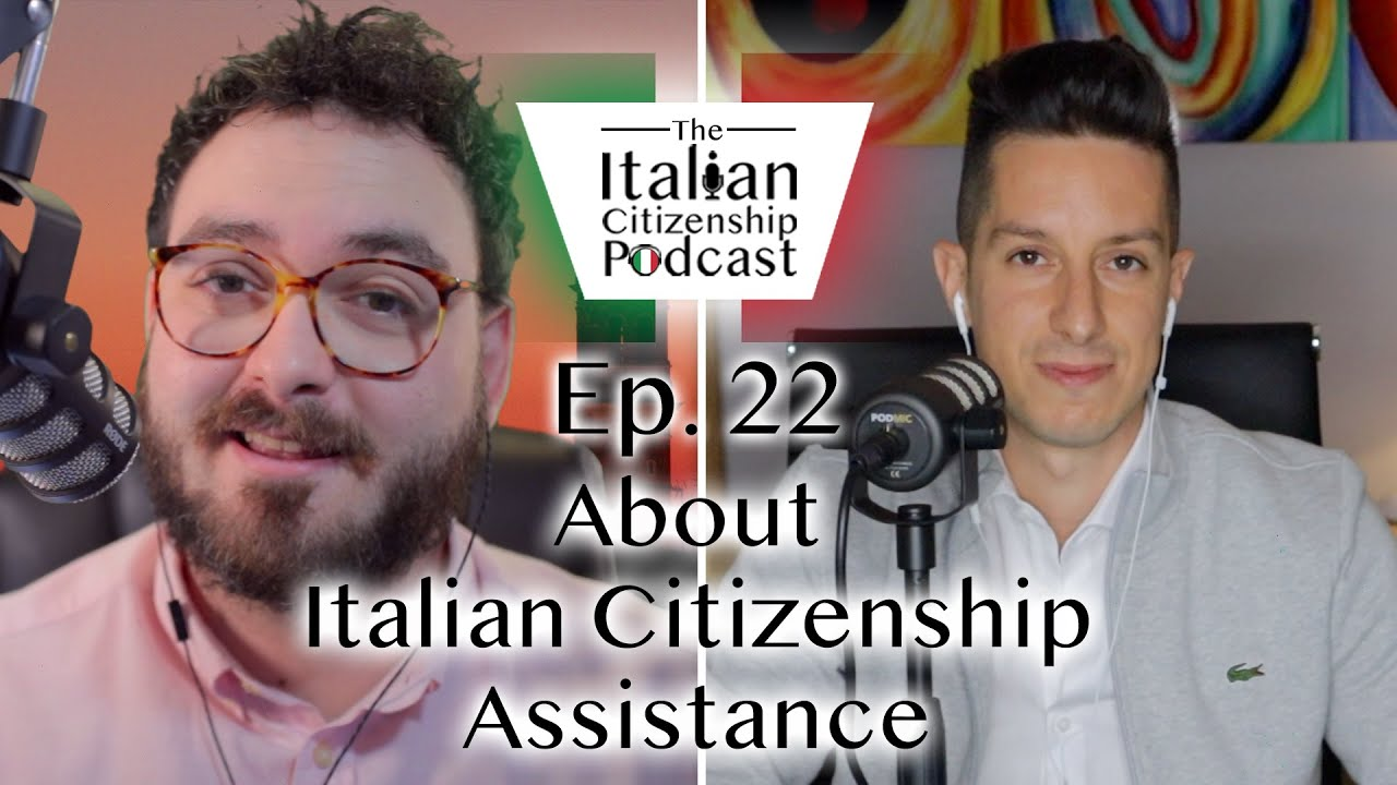 Italian Citizenship Assistance - Who are they? - YouTube