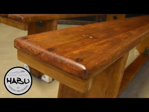 HABU \\ The Gym Bench Bench