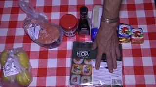 Продукты для суши Филадельфия в домашних условиях