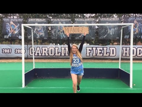 UNC Athletes in Action | Cardboard Testimony | 2017