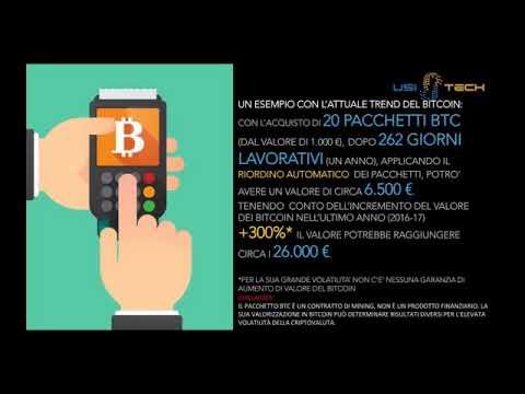 come usi bitcoin)