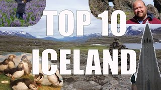 Visit Iceland - Top 10 Places to Visit in Iceland