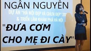 Đưa cơm cho mẹ đi cày - Ngân Nguyễn