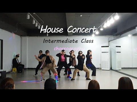[광주댄스학원 엠보컬앤댄스스튜디오]  풍문으로 들었소+Holiday+UptownFunkㅣ House Concert - Intermediate Class