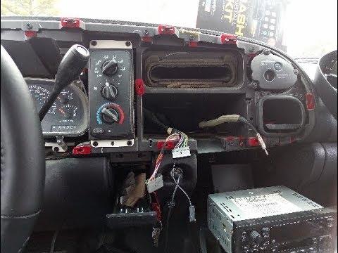Dodge Ram Radio Install (step By Step)