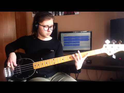 Prophets Of Rage - Hail To The Chief (Bass Cover)