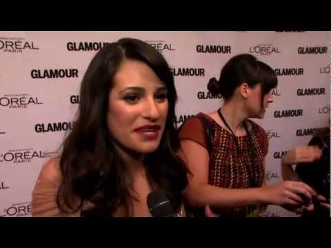 Interview w/ Jennifer Lopez, Lea Michele, Emma Stone, Chelsea Handler,Laura Bush, Barbara ...