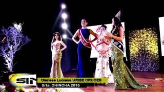 MISS CHINCHA 2016 Clarisse Luciana URIBE CRUCES, DE LA SAN JUAN BAUTISTA - Stafaband
