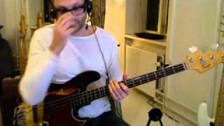 Too Hot To Trot - Commodores - bass playalong