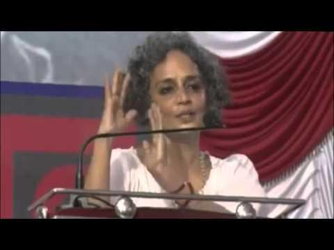 Powerful speech of Arundhati Roy at Rohith Vemula Jan Pratirodh Rally in Mumbai