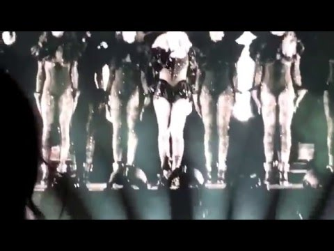 """Beyonce """"Formation"""" 1/3 Live In San Diego (Formation Tour)"""