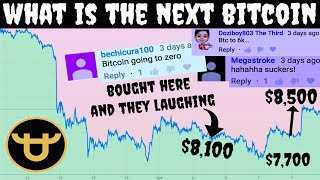 What is the next bitcoin ? | 100x Leverage Exchange (BitForex)