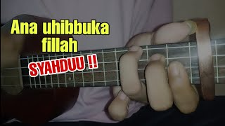 Download Lagu ANA UHIBBUKA FILLAH - COVER KENTRUNG BY MOCILSIANIDA mp3