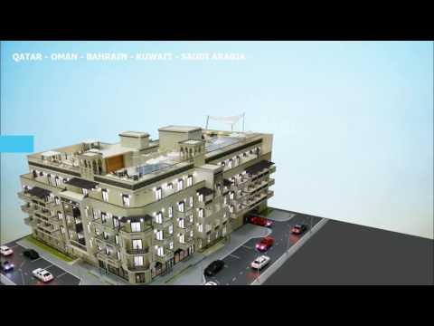 Cityscape Model Making Oman   Qatar   Saudi Arabia   Bahrain   Kuwait