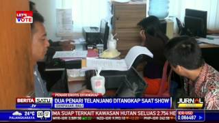 Download Video Dua Penari Telanjang Ditangkap Saat Show MP3 3GP MP4