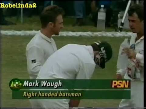 Mark Waugh 126 Ball by Ball vs West Indies 4th Test 1995