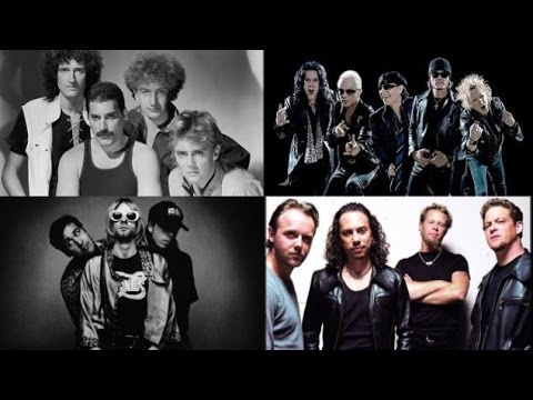 Top 100 Rock Songs Of All Time
