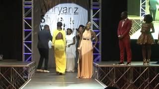 ABRYANZ BEST DRESSED MALE AND FEMALE ASFA2014