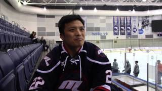 Melbourne Ice Hidden Talent Files #5 - Marcus Wong