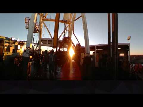 Permian Basin Drilling Rig – 360 video