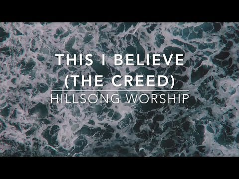 This I Believe /The Creed (Backing Track) by Hillsong Worship