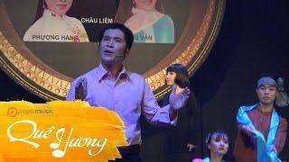 Quê Em Mùa Nước Lũ - Châu Liêm ft Thanh Kim Huệ