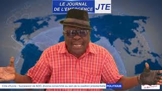 JTE : Succession de ADO, Gbi de Fer donne des conseils aux hommes politiques