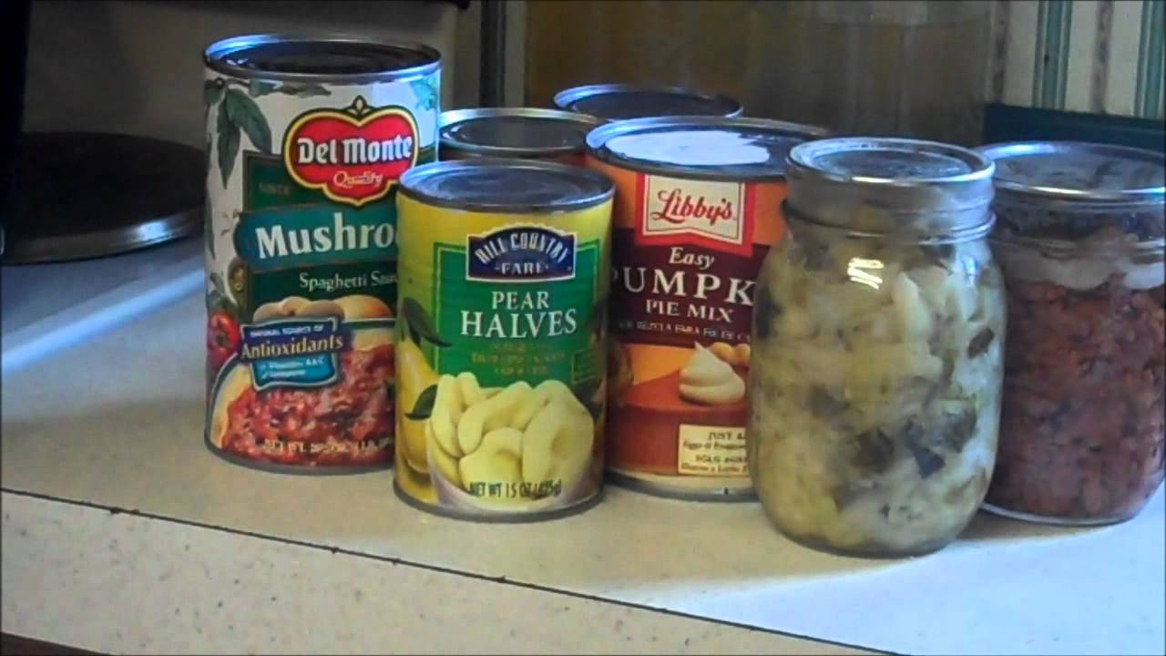 botulism in canned product youtube