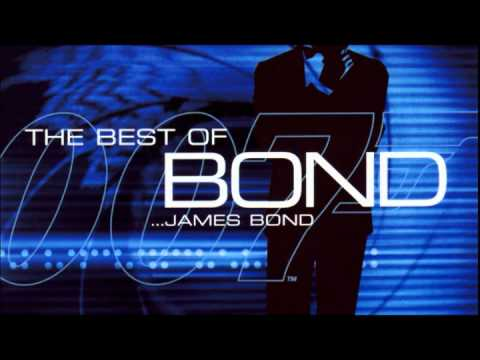James Bond - On Her Majesty's Secret Service Theme