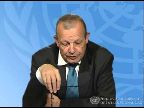 Alain Pellet sur La responsabilité en droit international