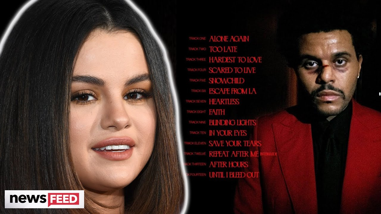 Selena Gomez supports The Weeknd after he shaded her!
