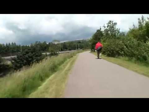 Cycle Route43    Swansea to Ystalyfera 17062009