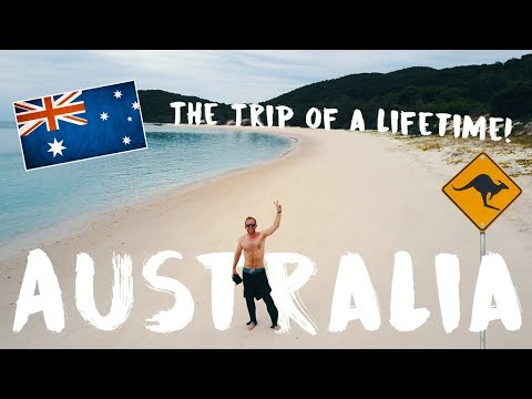Why you need to travel to Australia - Travel Diary - Summer 2017