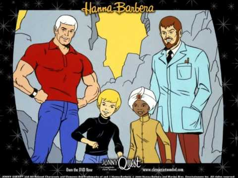 Johnny Quest Theme (Title Sequence)
