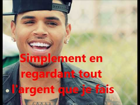 Chris Brown - 4 years old [ Traduction ] *