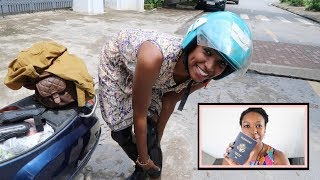 GOT PROTECTION & A NEW PASSPORT! LIFE IN VIETNAM | charlycheer