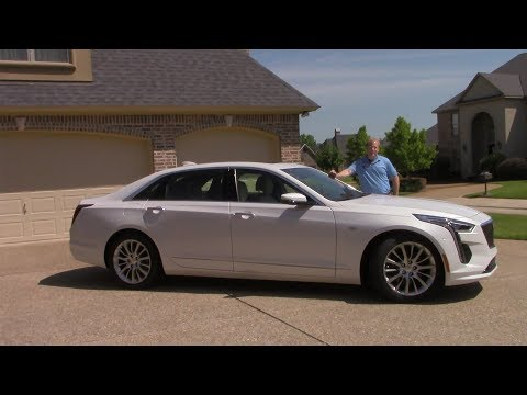 2019 Cadillac CT6 Full Review And Test Drive