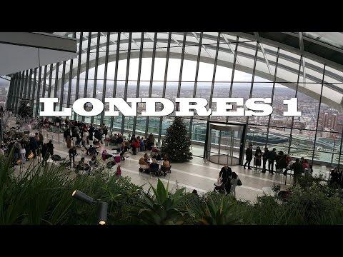 Viaje, Sky Garden, Oxford Street y Duck & Waffle | LONDRES #1