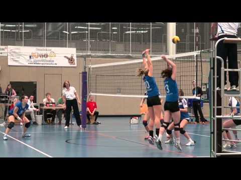 Volleyball 3. Liga VSG Mannheim - Stuttgart