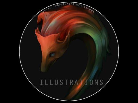 Playcolor exhibition promo - Aleix Laguna Illustrations - 1080HD