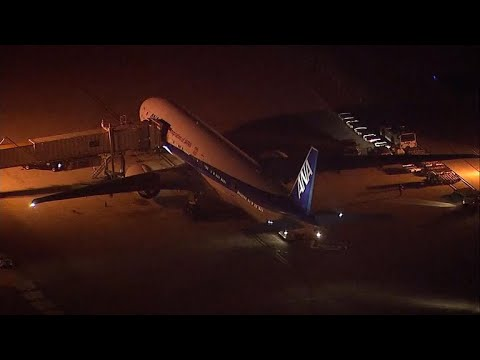 ANA plane returns to LAX due to possible unauthorized passenger
