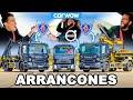 Volvo Vs Scania: Arrancones De Camiones