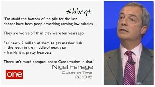 Nigel Farage doesn